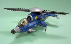 /by .Tromas #flickr #LEGO #chopper