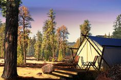 Looking for the perfect rental for families near the Grand Canyon? Check out this luxury safari tent near Williams, Arizona, for an unforgettable getaway! Utah Camping, Tent Camping, Glamping, Camping Trailers, Family Camping, Grand Canyon Arizona, Grand Canyon National Park, National Parks, Historic Route 66