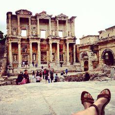 The Ruins at Ephesus // Selçuk, Izmir Province, Turkey