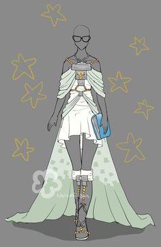 Shameless Contest Advertisement Dress by Nahemii-san on DeviantArt