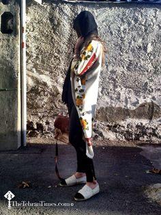 The Tehran Times Turbans, Girl Fashion, Womens Fashion, Fashion Design, Persian Girls, Beautiful S, Street Hijab Fashion, Stylish Dpz, Iranian Women