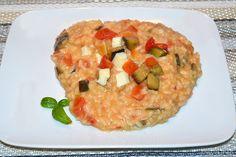 Risotto melanzane e scamorza, scopri la ricetta: http://www.misya.info/ricetta/risotto-melanzane-e-scamorza.htm