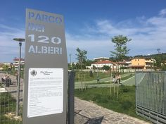 San Giovanni Teatino il Parco dei 120 alberi compie il primo anno