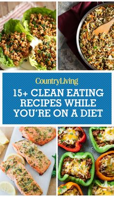 Need a break from heavy foods? Make one of these healthy (but oh-so flavorful!) recipes instead.