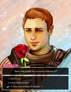 vielhyre: dragon age: origins is my favourite dating sim