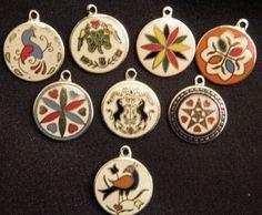 PA Dutch symbol charms