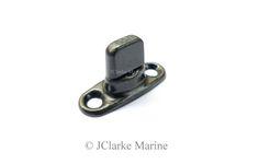 Turnbutton military black fasteners