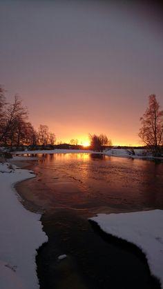 auringon nousu 4. joulukuuta