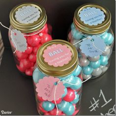 Back-To-School Mason Jars