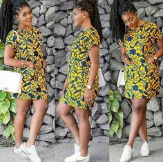 Stylish Glamorous and Timeless Ankara Styles ~ African fashion Ankara kitenge Kente African prints Braids Asoebi Gele Nigerian wedding Ghanaian fashion African wedding ~DKK African Fashion Ankara, Ghanaian Fashion, African Inspired Fashion, Latest African Fashion Dresses, African Print Dresses, African Print Fashion, Africa Fashion, African Dress, Fashion Prints