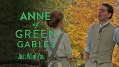 Some of the most beloved scenes from Anne of Green Gables with Anne Shirley (Megan Follows) and Gilbert Blythe (Jonathan Crombie) on the bridge and in the apple…