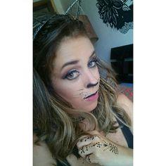 Gatinha... #makeup #carnaval