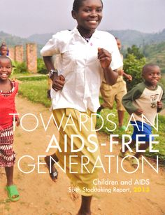 This Children and AIDS: Sixth Stocktaking Report examines current data, trends and the progress that's been made - pointing out disparities in access, coverage and outcomes - and calls for concrete actions to benefit the millions of children, women and families worldwide who bear the burden of the epidemic.