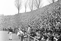 Bökelbergstadion 1965 Borussia Mönchengladbach