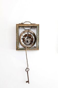 #assemblage #found #objects #art