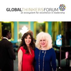 Dr Rakus with Elizabeth FIlippouli Founder & CEO of Global Thinkers Forum & Global Thinkers Mentor! . . . . .#globalthinkers #awards #positive #positivevibes #positivechange #womensempowerment #youthdevelopment #goodcause #socialgood #activism #dogood #campaign #fillers #botox #londonlipqueen #drritarakus