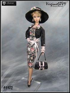 Tenue Outfit Accessoires Pour Barbie Silkstone Vintage Integrity Toys 1102 | eBay