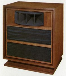 Vintage Wharfedale speakers rescued from a St. Cloud