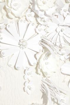MSGM Cropped embellished cloqué top NET-A-PORTER.COM
