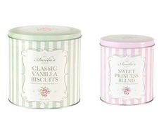 GreenGate Tin Box Amelie