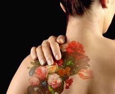 Rachel Ruysch, tattoo