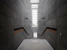 Jeju Art Museum Interior Stair