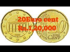Rare Coins Worth Money, Valuable Coins, Rare Coin Values, Coin Worth, Stones, Youtube, Earn Money, Rocks, Youtubers