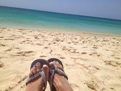 Pieds maternels au Cap Vert