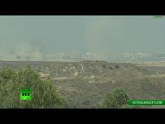 Transmisión desde la Franja de Gaza e Israel
