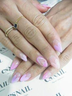 nails-valentine's!