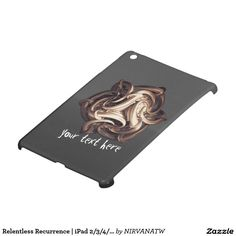 Relentless Recurrence | iPad 2/3/4/Mini/Air Cases