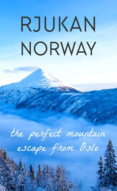 If you're looking to get out of Oslo and get a real taste of Norway - head to Rjukan! At the foot of Gaustatoppen and a UNESCO World Heritage Site, Rjukan makes for a perfect Norwegian trip.