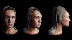 Mysterious elongated Skull discovered in Russia recreated in 3D
