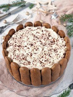 Tejszínes kávétorta - Kifőztük Fudge, Tiramisu, Tart, Food And Drink, Cooking Recipes, Sweets, Cookies, Baking, Ethnic Recipes