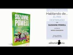 SUZANNE POWELL - Habla sobre el pan dextrinado - YouTube