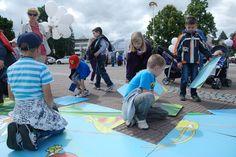 Children's Day with Česká televize.
