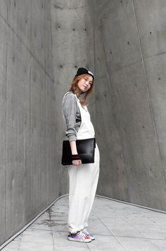 รวมไอเดียแฟชั่น ลุคสุดชิค ของสาวเกาหลีสุดฮอต ' Lee Sungky...