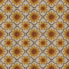 VN Amarillo 03 Portugese cementtegel van Designtegels.nl