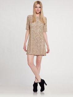 Wren - Sequined Dress - Saks.com