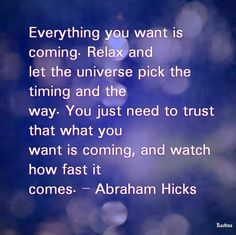 Click the Pin for Awesome Topics on Law Of Attraction Trust in the universal forces
