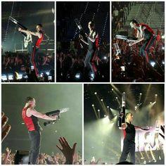 Dave Gahan, Live, Concert, Depeche Mode, Concerts