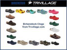 Birkenstock Clogs from Trivillage.com!