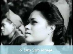 Samoan National Anthem with Lyrics National Anthem, 50th, Lyrics, Language, Celebrities, Music Class, Youtube, Island, History
