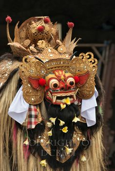 https://flic.kr/p/cGKFxm   Barong Ket - Lion Barong