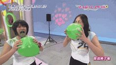New trending #GIF on #Giphy via #IFTTT tv fail japan ouch babes balloons