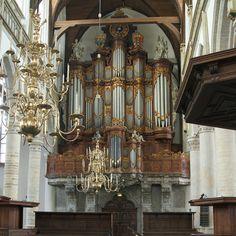 Restauratie grote orgel Oude Kerk Amsterdam van start | Orgelnieuws.nl