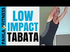 LOW IMPACT Cardio Tabata | 20 Minute Quiet Home Workout without Jumping - YouTube