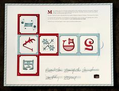 Creative Suitcase Holiday Mailer | Folds to Square