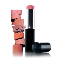 Add a healthy-looking glow to your cheeks with a blush of whisper-soft color. Dewy finish...adds moisture to dry skin. Our creamy blush is easy to blend, won't streak. .28 oz. net wt.  TO USE:  Glide blush stick over cheeks and blend evenly with fingertips. Apply to lips for a hint of color.