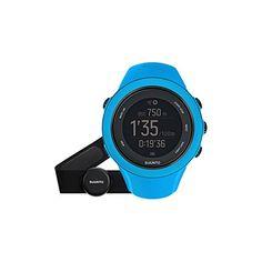 Suunto Ambit3 Sport GPS Sapphire Heart Rate Monitor - Mens